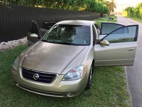 2002 Nissan Altima for sale at LA Motors Miami in Miami FL