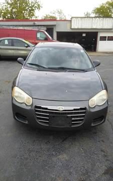 2004 Chrysler Sebring for sale at Melrose Park Cash Cars in Melrose Park IL