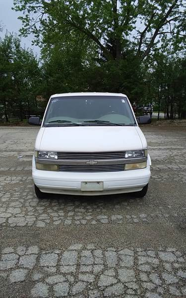 1997 Chevrolet Astro Cargo for sale at Melrose Park Cash Cars in Melrose Park IL