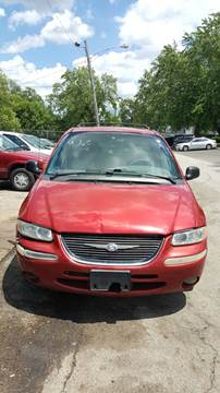 2000 Chrysler Town and Country for sale at Melrose Park Cash Cars in Melrose Park IL