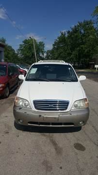 2003 Kia Sedona for sale in Melrose Park, IL