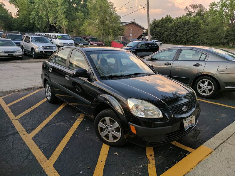 2007 Kia Rio For Sale At Melrose Park Cash Cars In Melrose Park IL