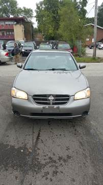 2000 Nissan Maxima for sale in Melrose Park, IL