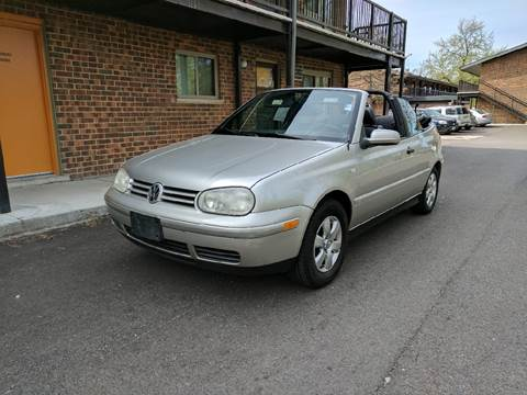 2001 Volkswagen Cabrio for sale in Melrose Park, IL