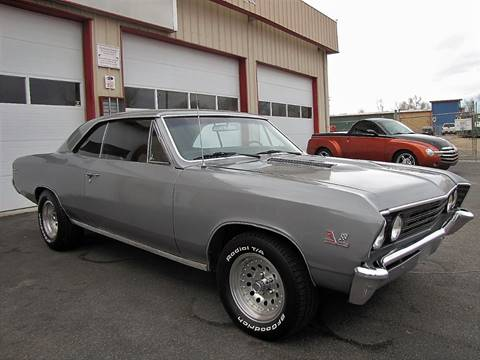 1967 Chevrolet Chevelle for sale at Street Dreamz in Denver CO