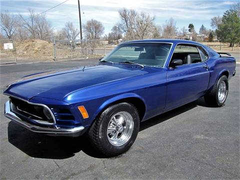 1970 Ford Mustang for sale at Street Dreamz in Denver CO