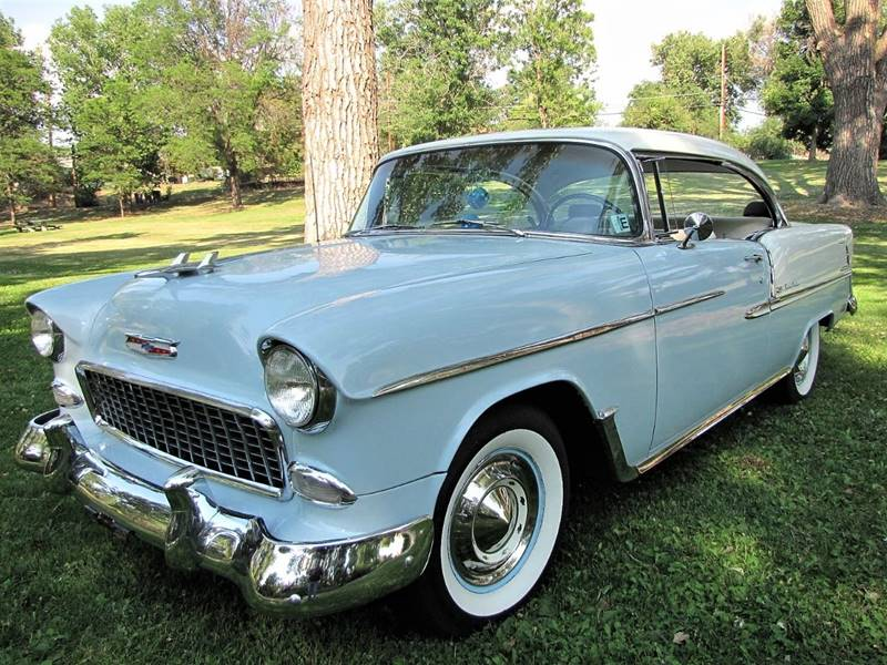 1955 Chevrolet Bel Air for sale at Street Dreamz in Denver CO