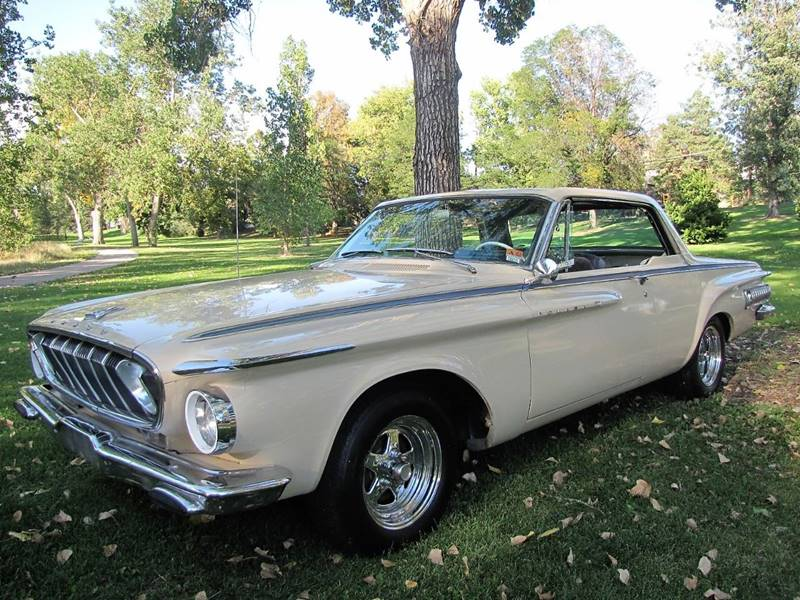 1962 Dodge Polara for sale at Street Dreamz in Denver CO