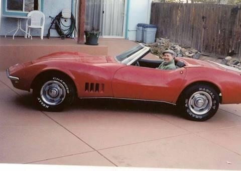 1968 Chevrolet Corvette for sale at Street Dreamz in Denver CO