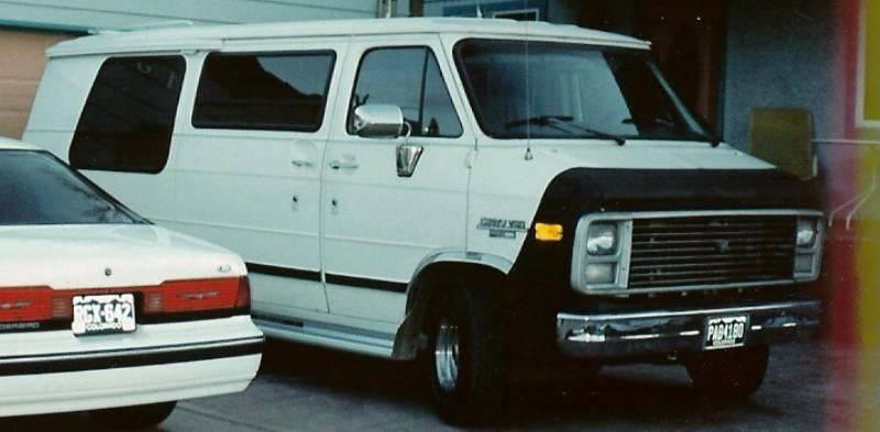 1989 Chevrolet Express Cargo for sale at Street Dreamz in Denver CO