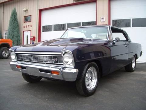 1966 Chevrolet Nova for sale at Street Dreamz in Denver CO
