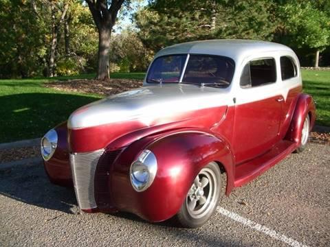 1940 Ford Tudor for sale at Street Dreamz in Denver CO