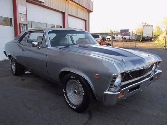 1969 Chevrolet Nova for sale at Street Dreamz in Denver CO