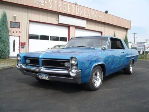 1964 Pontiac Grand Prix for sale at Street Dreamz in Denver CO