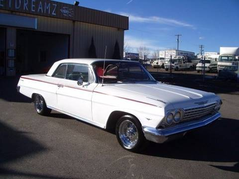 1962 Chevrolet Impala for sale at Street Dreamz in Denver CO