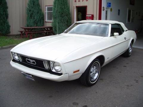 1973 Ford Mustang for sale at Street Dreamz in Denver CO