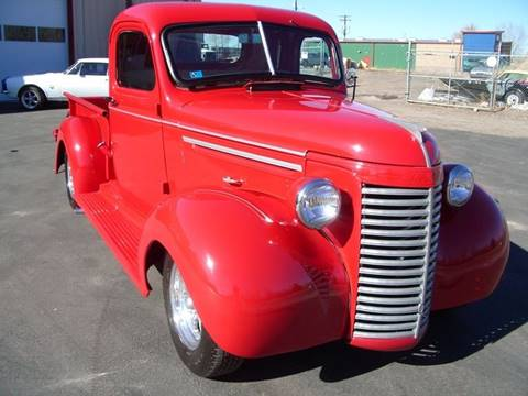 1940 Chevrolet 1/2 Ton Pickup for sale at Street Dreamz in Denver CO