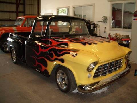 1956 Chevrolet Pickup for sale at Street Dreamz in Denver CO