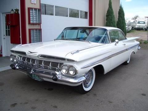 1959 Chevrolet Impala for sale at Street Dreamz in Denver CO