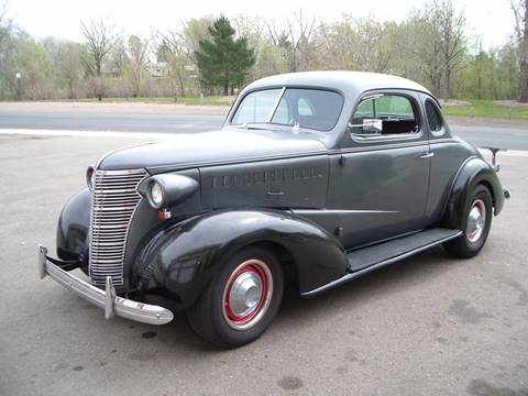 1938 Chevrolet Master Deluxe for sale at Street Dreamz in Denver CO