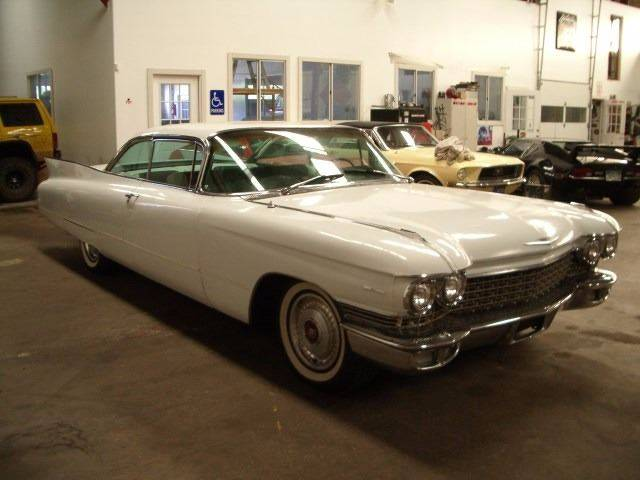 1960 Cadillac Series 62 for sale at Street Dreamz in Denver CO