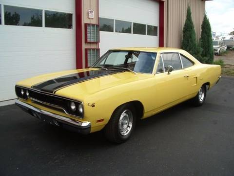 1970 Plymouth Roadrunner for sale at Street Dreamz in Denver CO