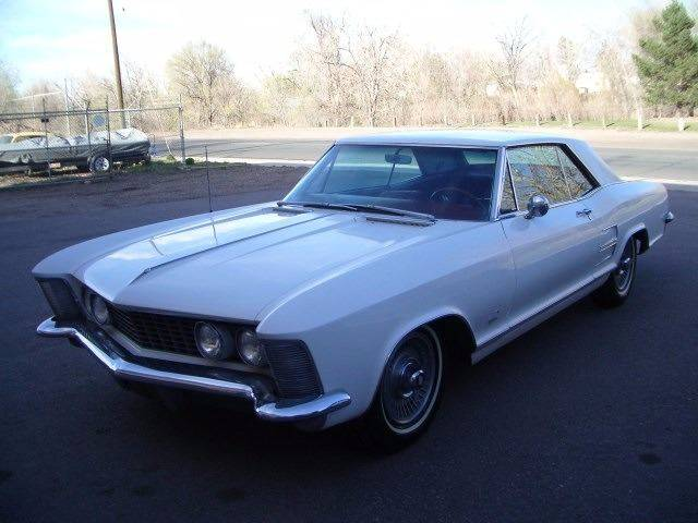 1963 Buick Riviera for sale at Street Dreamz in Denver CO