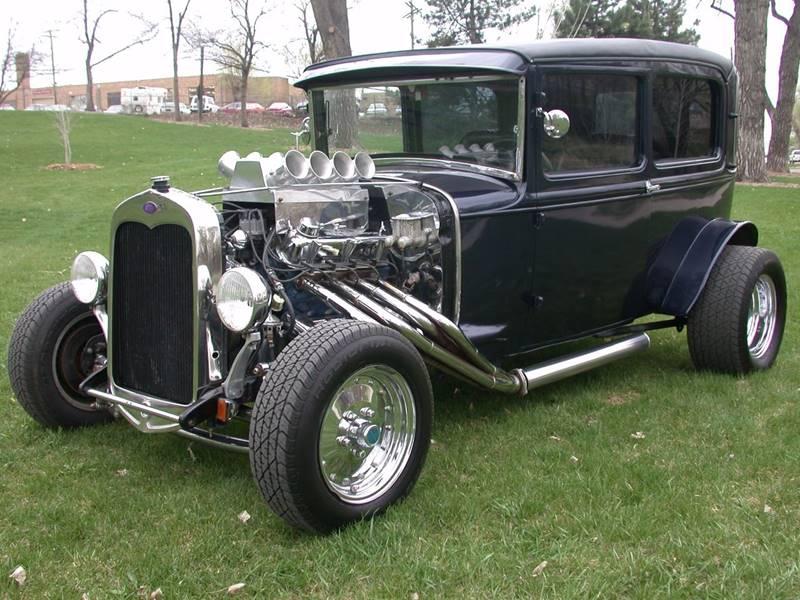 1931 Ford Model A for sale at Street Dreamz in Denver CO