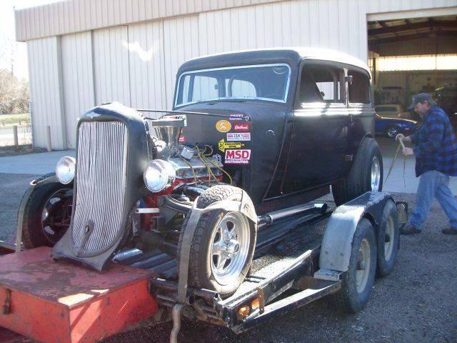 1934 Plymouth Deluxe - Denver, CO DENVER COLORADO Coupe
