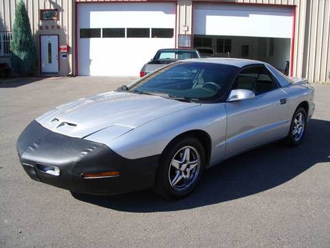 1995 Pontiac Firebird for sale at Street Dreamz in Denver CO