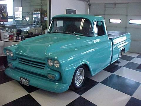 1958 Chevrolet Apache for sale at Street Dreamz in Denver CO