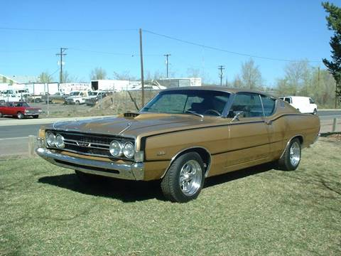 1968 Ford Torino for sale at Street Dreamz in Denver CO