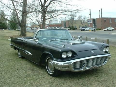 1959 Ford Thunderbird for sale at Street Dreamz in Denver CO