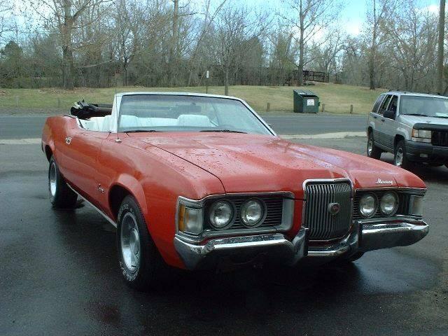 1972 Mercury Cougar for sale at Street Dreamz in Denver CO