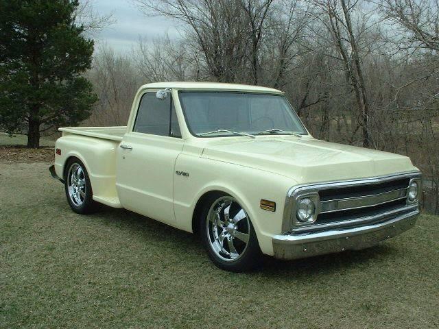 1969 Chevrolet C/K 10 Series for sale at Street Dreamz in Denver CO