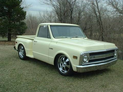 1969 Chevrolet C/K 10 Series for sale at Street Dreamz in Denver CO
