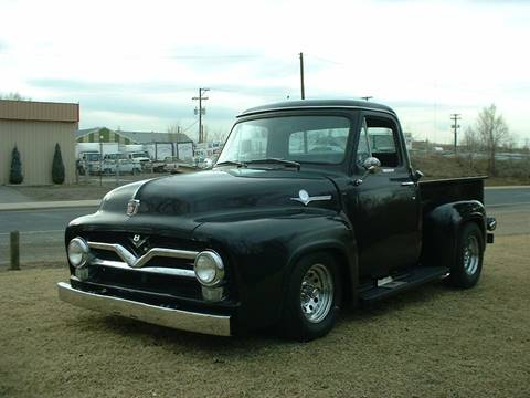 1954 Ford Pickup for sale at Street Dreamz in Denver CO