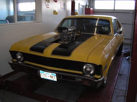 1972 Chevrolet Nova for sale at Street Dreamz in Denver CO