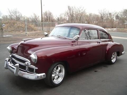 1950 Chevrolet Fleetline for sale at Street Dreamz in Denver CO
