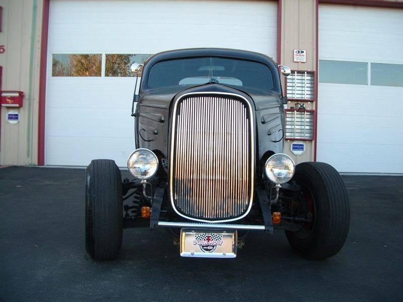 1937 Nash Business for sale at Street Dreamz in Denver CO