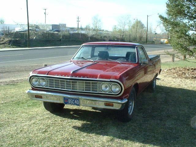 1964 Chevrolet El Camino for sale at Street Dreamz in Denver CO