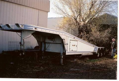 2016 Tommy Three-Car Trailer for sale at Street Dreamz in Denver CO