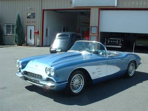 1961 Chevrolet Corvette for sale at Street Dreamz in Denver CO