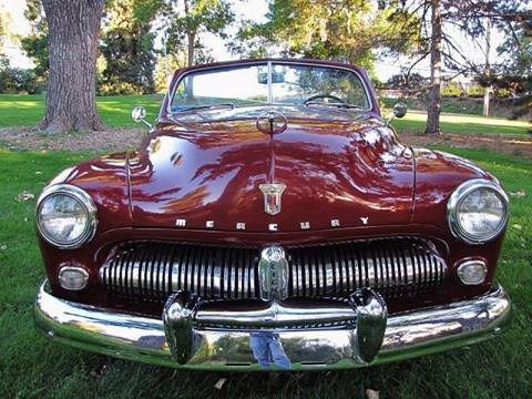 1949 Mercury Series 9CM for sale at Street Dreamz in Denver CO