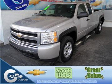 2008 Chevrolet Silverado 1500 for sale in Durand, MI