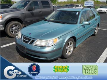 2004 Saab 9-5 for sale in Durand, MI