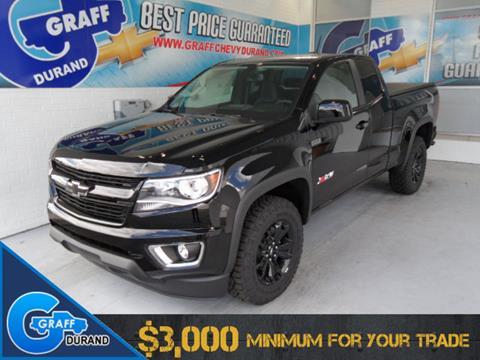 2017 Chevrolet Colorado for sale in Durand, MI