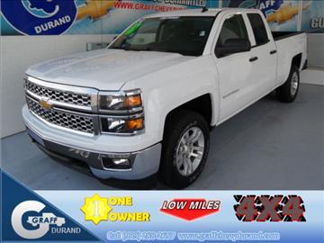 2014 Chevrolet Silverado 1500 for sale in Durand, MI