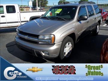 2003 Chevrolet TrailBlazer for sale in Durand, MI
