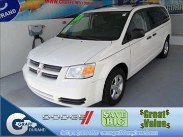2008 Dodge Grand Caravan for sale in Durand, MI